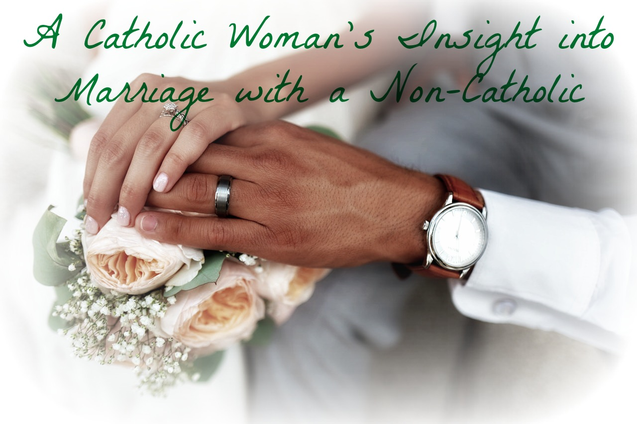 Catholic marriage to non-catholic